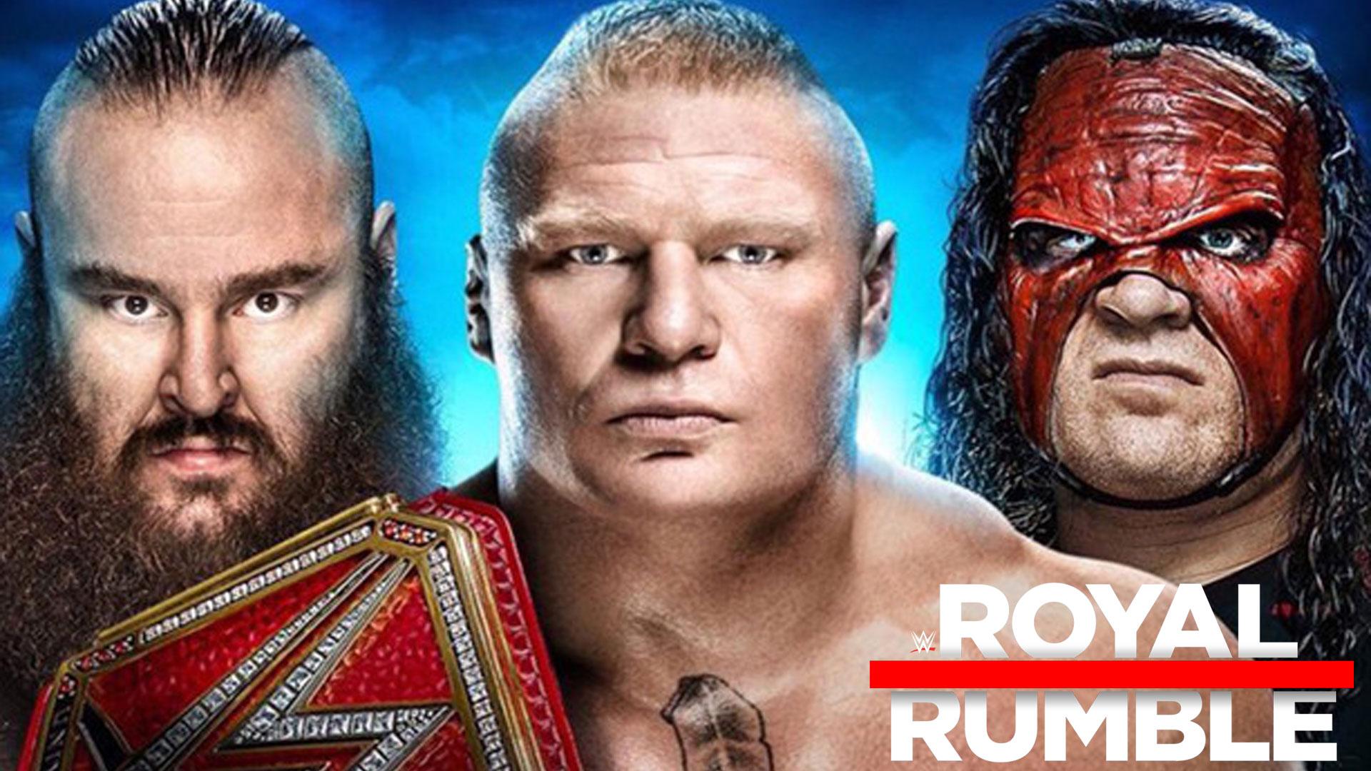 Résultats De Wwe Royal Rumble 2018 Catch Newz