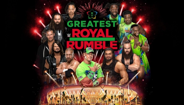 Un autre grand retour pour le Greatest Royal Rumble !