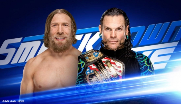Preview : WWE SmackDown du 22 mai 2018
