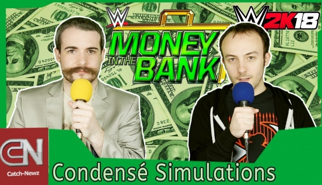 Qui gagnera à WWE Money in the Bank 2018 ?