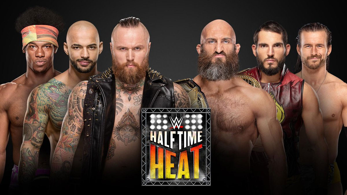 diffusion du show wwe halftime heat 2019 catch newz. Black Bedroom Furniture Sets. Home Design Ideas