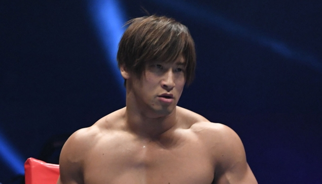 Kota Ibushi a refusé un contrat de All Elite Wrestling