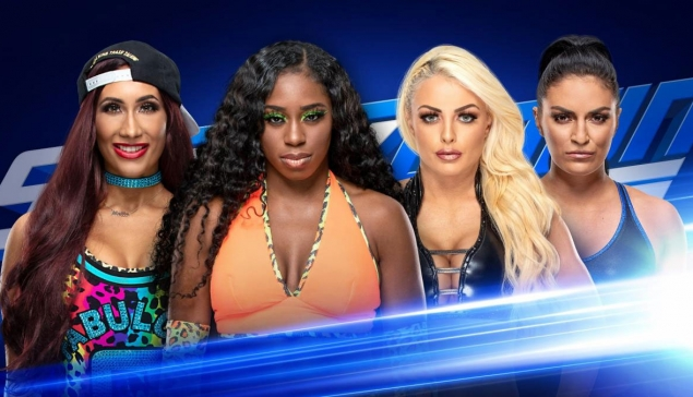 Preview : WWE SmackDown du 26 mars 2019