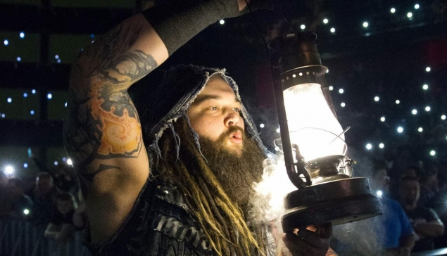 Bray Wyatt change de look
