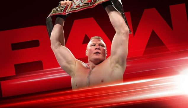 Preview : WWE RAW du 15 juillet 2019