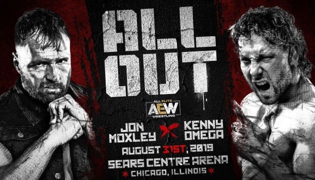 All Out : Jon Moxley ne pourra pas affronter Kenny Omega