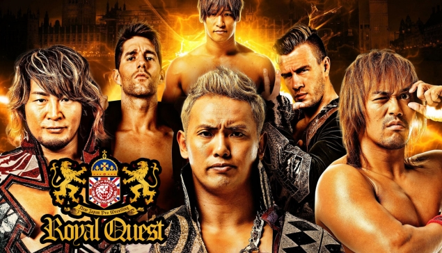 Résultats de NJPW Royal Quest 2019