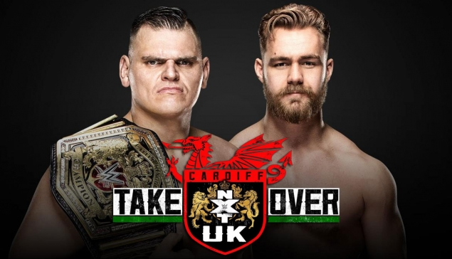 Résultats de WWE NXT UK TakeOver Cardiff 2019