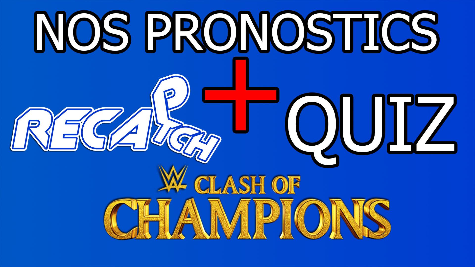clash of champions - photo #26