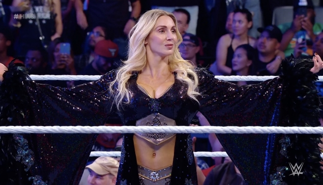 Hell in a Cell : Charlotte Flair championne de SmackDown ?