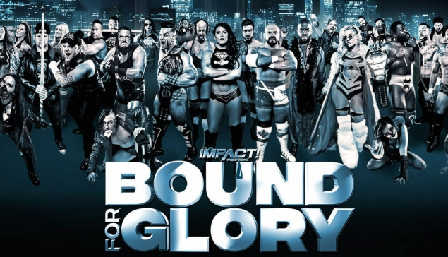 Carte d'Impact Wrestling Bound for Glory 2019