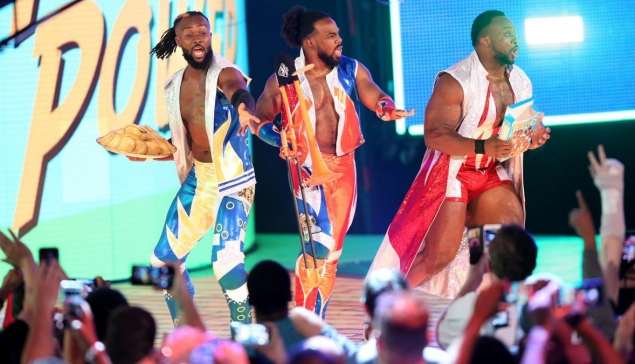 Le New Day lance son podcast ''Feel the Power''