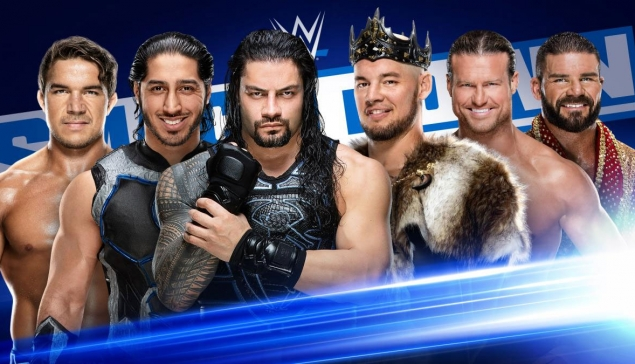 Preview : WWE SmackDown du 22 novembre 2019