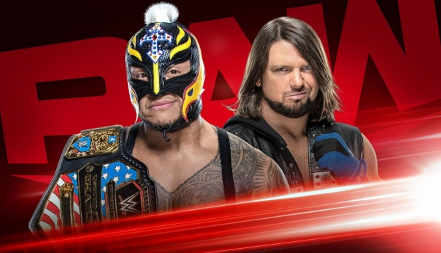 Preview : WWE RAW du 9 décembre 2019