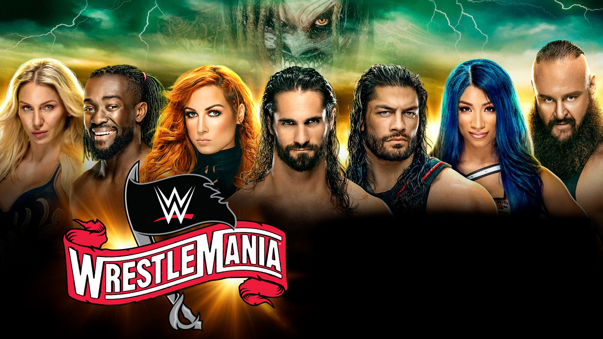 Main Event WrestleMania 36