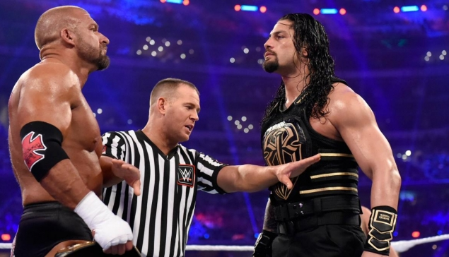 #AventureWM J-5 : Triple H confirme et explique l'absence de Roman Reigns