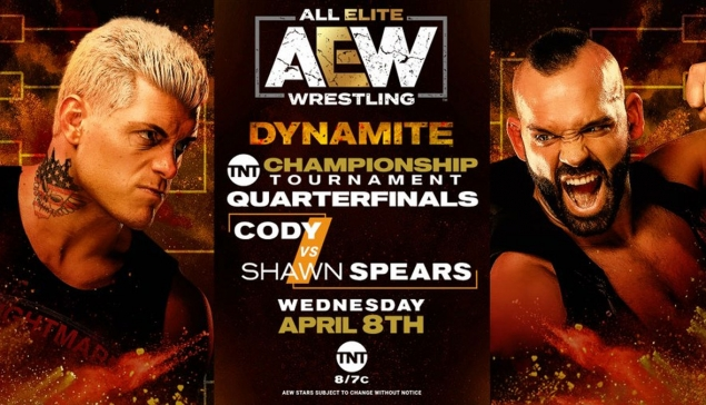 Preview : AEW Dynamite du 8 avril 2020