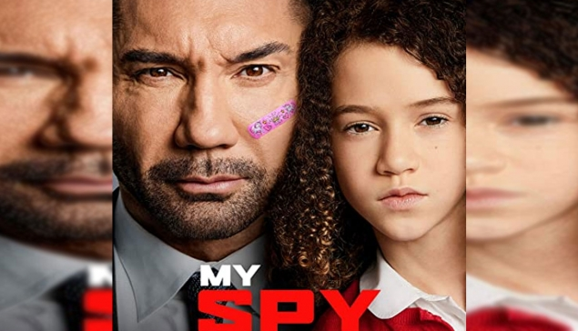 Direction Amazon Prime pour le film ''My Spy'' de Batista