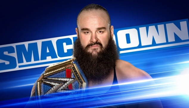 Preview : WWE SmackDown du 10 avril 2020