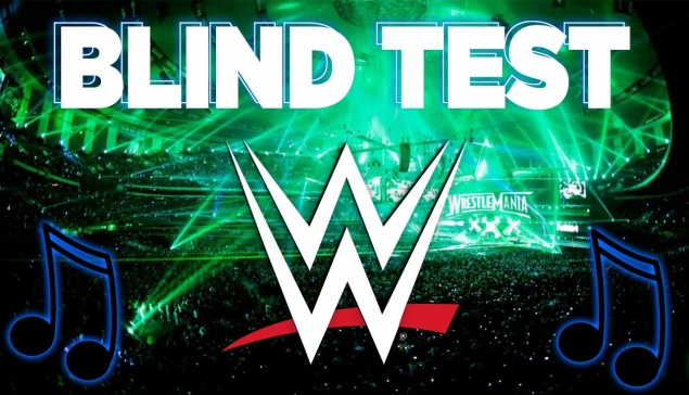 BLIND TEST WWE 🎵 #2