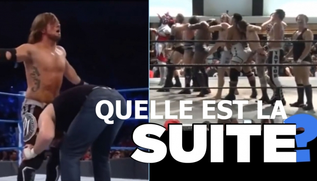 Quelle est la SUITE ? 🤔 (+ suite TIER LIST roster WWE) | Récatch 37
