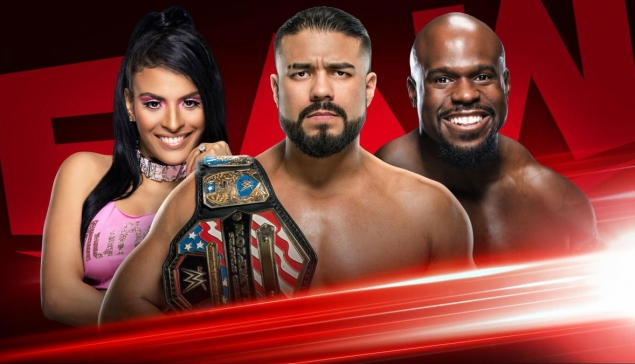 Preview : WWE RAW du 25 mai 2020