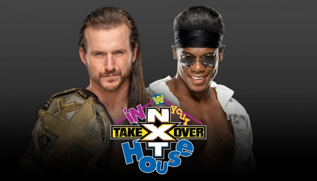 NXT TakeOver In Your House : Adam Cole vs Velveteen Dream sera enregistré
