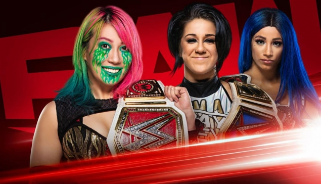 Preview : WWE RAW du 6 juillet 2020