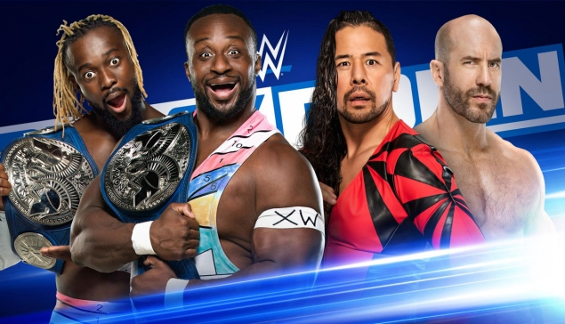 Preview : WWE SmackDown du 10 juillet 2020
