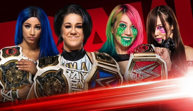 Preview : WWE RAW du 13 juillet 2020