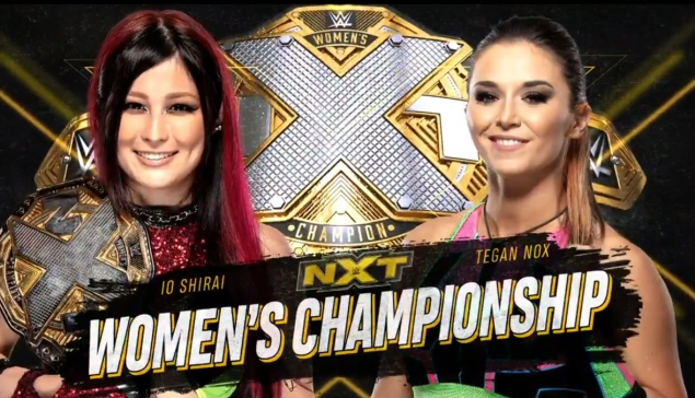 Preview : WWE NXT du 15 juillet 2020