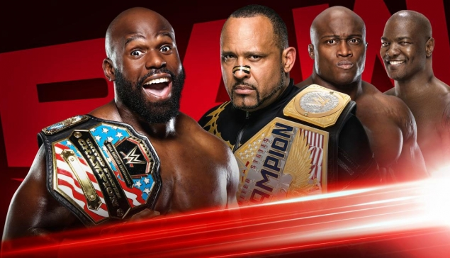 WWE RAW : Apollo Crews sera de retour