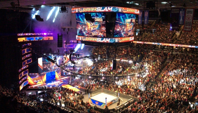 [Update] SummerSlam : la WWE a trouvé le lieu (au revoir le Performance Center)