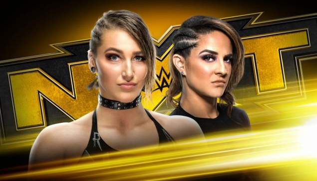 Preview : WWE NXT du 5 août 2020