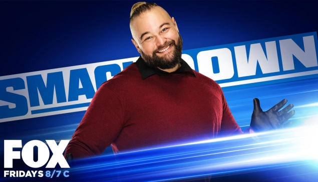 Preview : WWE SmackDown du 7 août 2020