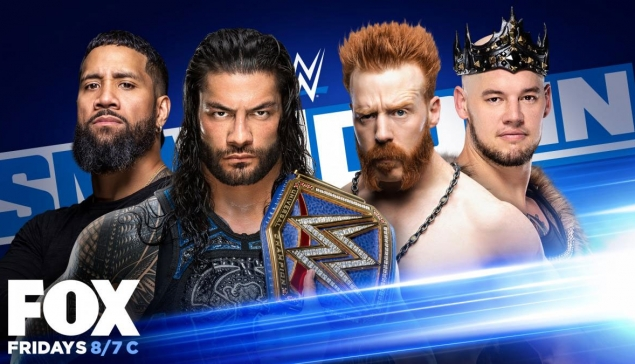 Preview : WWE SmackDown du 18 septembre 2020