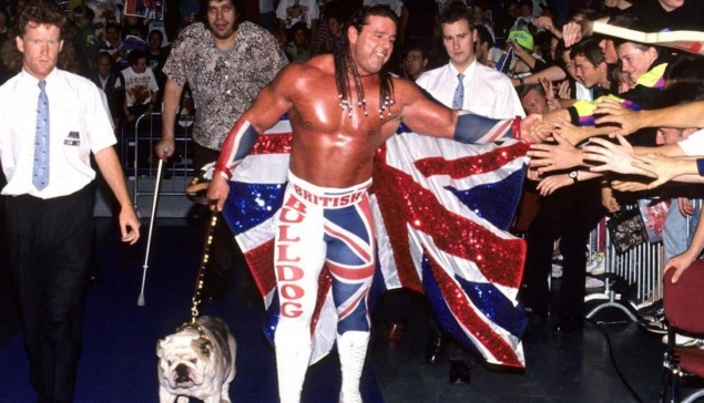 Un documentaire sur le British Bulldog en production
