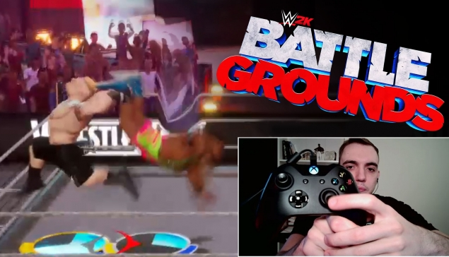 Astuce King of the Battleground | WWE 2K Battlegrounds