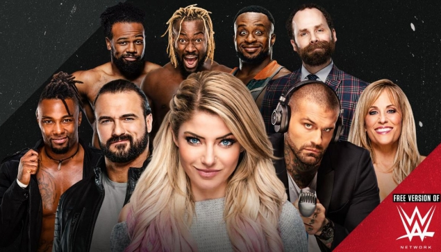 Un podcast par jour sur le WWE Network