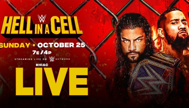 LIVE : Soirée WWE Hell in a Cell 2020 (pronos, live reactions, review...)