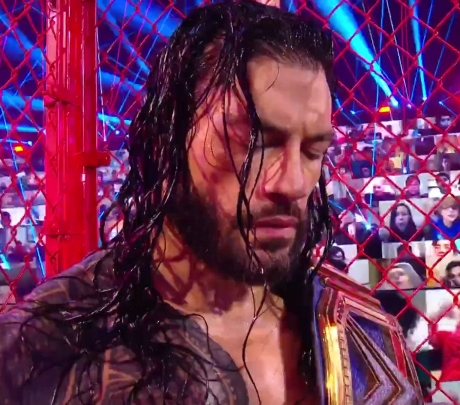 Hell in a Cell : Reigns a-t-il maté les Usos ?