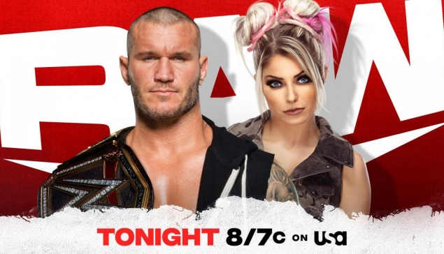 Preview : WWE RAW du 26 octobre 2020