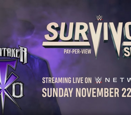 Survivor Series 2020 se fera avec l'Undertaker