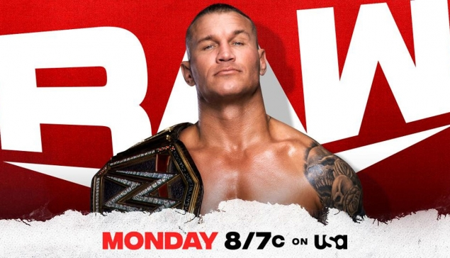 Preview : WWE RAW du 2 novembre 2020