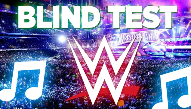 LE MEILLEUR BLIND TEST CATCH WWE !!