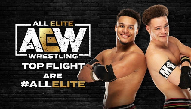 Top Flight signe un contrat avec l'AEW