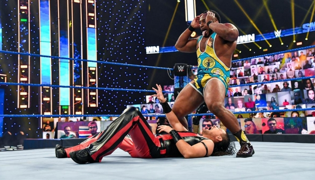 SmackDown : Big E a un nouveau theme song