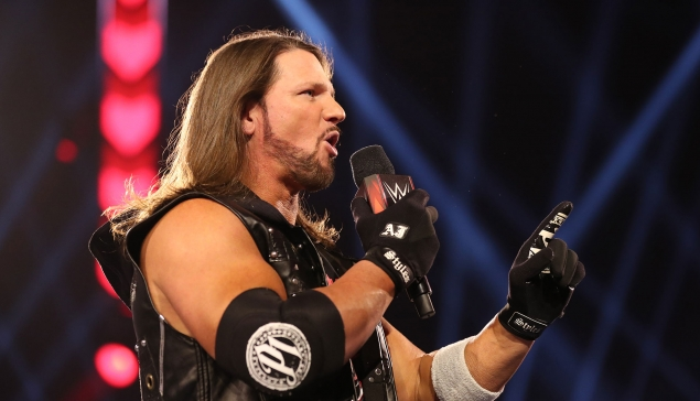 AJ Styles dévoile son dream match