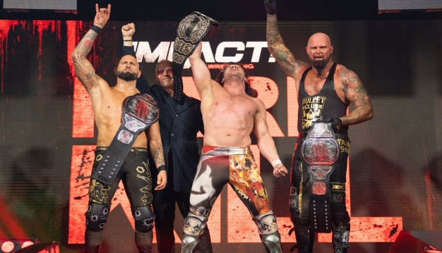 Résultats d'Impact Wrestling Hard to Kill 2021