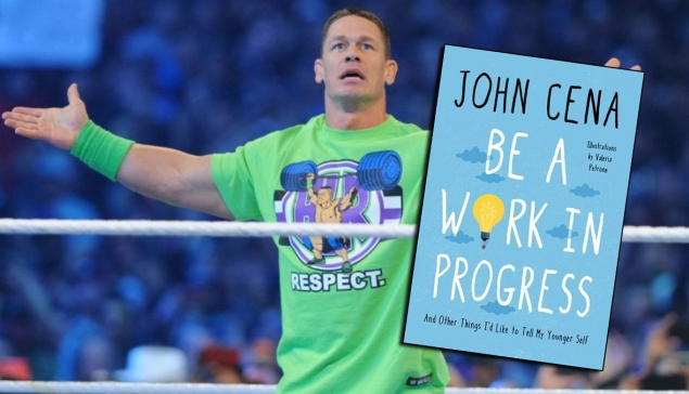 John Cena va lancer son livre de motivation en avril 2021
